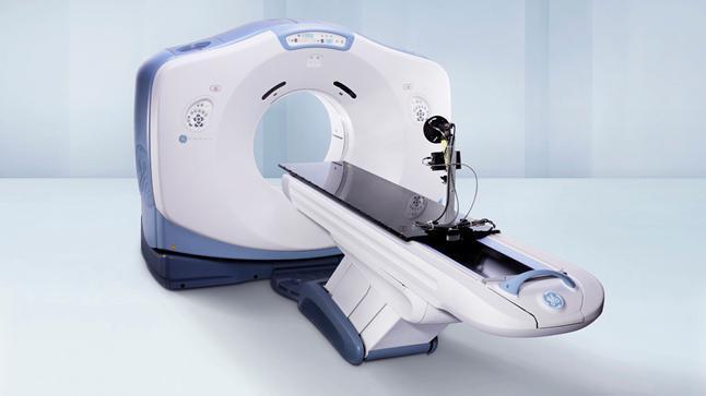 16层螺旋CT模拟机